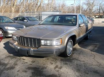 1993 Cadillac Fleetwood for sale in Elmhurst, IL