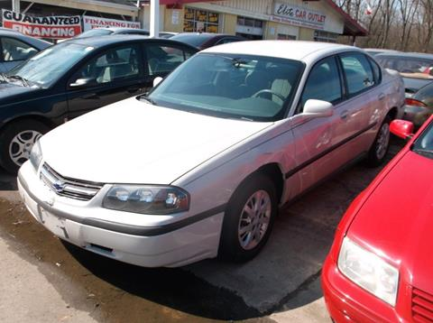 2004 Chevrolet Impala for sale in Elmhurst, IL