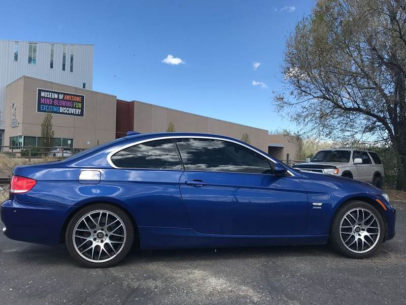 2009 BMW 3 Series AWD 335i xDrive 2dr Coupe - Fort Collins CO