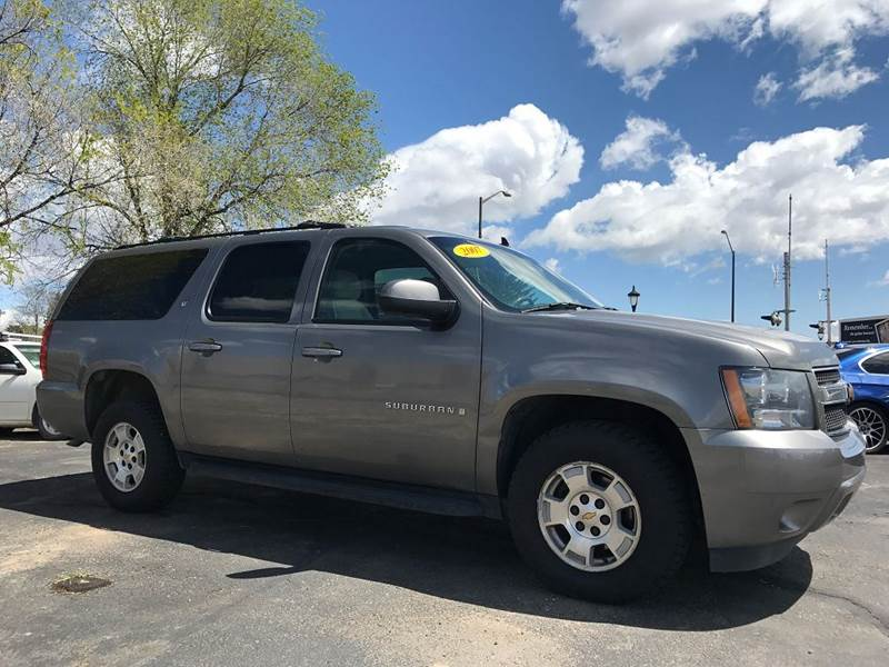 2007 Chevrolet Suburban LS 1500 4dr SUV 4WD - Fort Collins CO