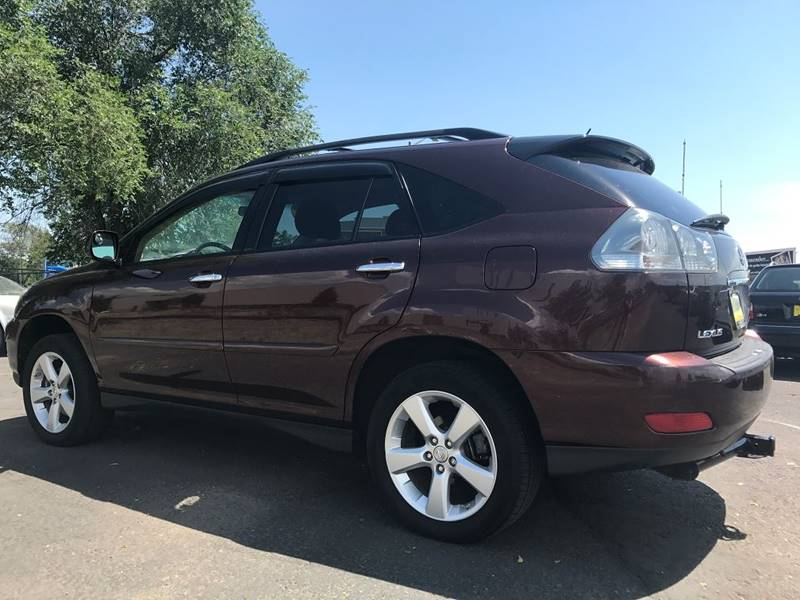 2008 Lexus RX 350 AWD 4dr SUV - Fort Collins CO