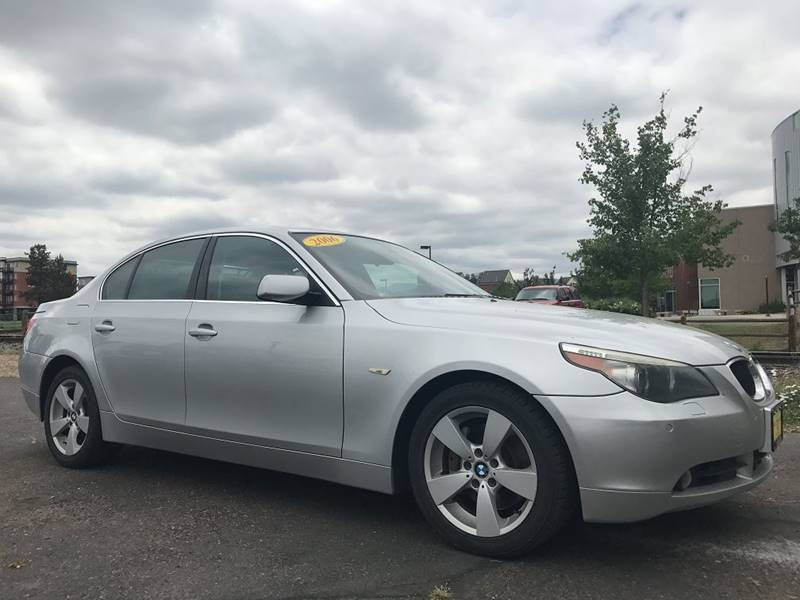 2006 BMW 5 Series AWD 530xi 4dr Sedan - Fort Collins CO
