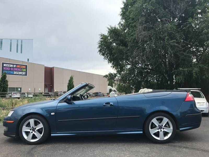 2006 Saab 9-3 Aero 2dr Convertible - Fort Collins CO