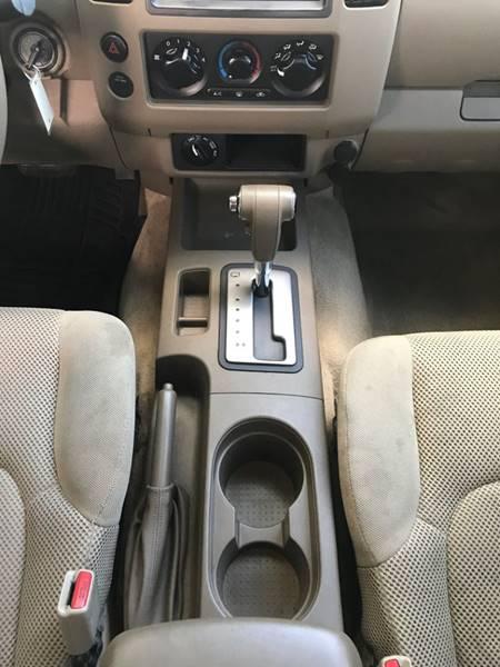 2005 Nissan Frontier 4dr Crew Cab SE 4WD SB - Fort Collins CO
