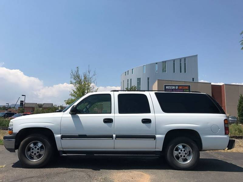 2003 Chevrolet Suburban 1500 LS 4WD 4dr SUV - Fort Collins CO