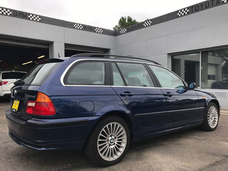 2003 BMW 3 Series AWD 325xi 4dr Sport Wagon - Fort Collins CO