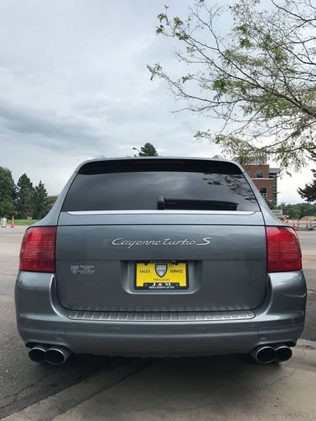2006 Porsche Cayenne AWD Turbo S 4dr SUV - Fort Collins CO