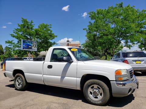 2004 GMC Sierra 1500 for sale in Fort Collins, CO
