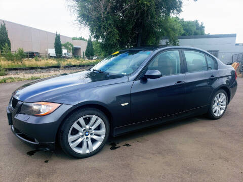 2007 BMW 3 Series for sale at J & M PRECISION AUTOMOTIVE, INC in Fort Collins CO