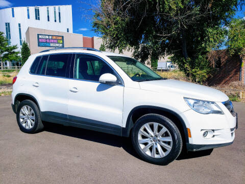 2009 Volkswagen Tiguan for sale at J & M PRECISION AUTOMOTIVE, INC in Fort Collins CO