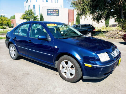 2004 Volkswagen Jetta for sale at J & M PRECISION AUTOMOTIVE, INC in Fort Collins CO
