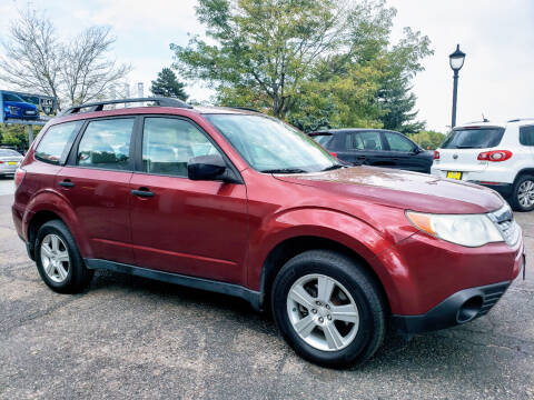 2011 Subaru Forester for sale at J & M PRECISION AUTOMOTIVE, INC in Fort Collins CO