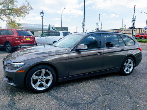 2014 BMW 3 Series for sale at J & M PRECISION AUTOMOTIVE, INC in Fort Collins CO
