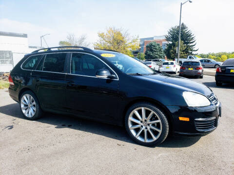 2009 Volkswagen Jetta for sale at J & M PRECISION AUTOMOTIVE, INC in Fort Collins CO