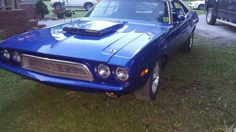 1973 Dodge Challenger for sale in Jacksonville, NC