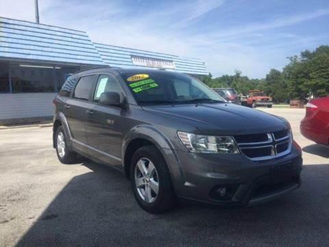 2012 Dodge Journey for sale in Jacksonville, NC