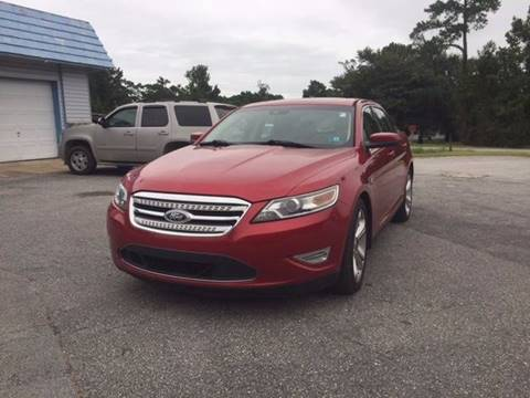 2011 Ford Taurus for sale in Jacksonville, NC