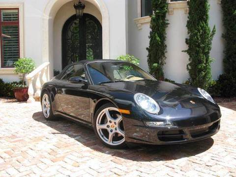 2005 Porsche 911 for sale at Mirabella Motors in Tampa FL