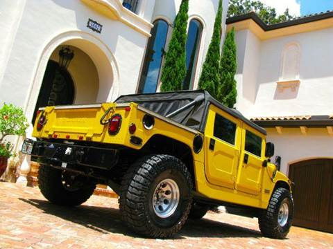 2000 AM General Hummer for sale at Mirabella Motors in Tampa FL