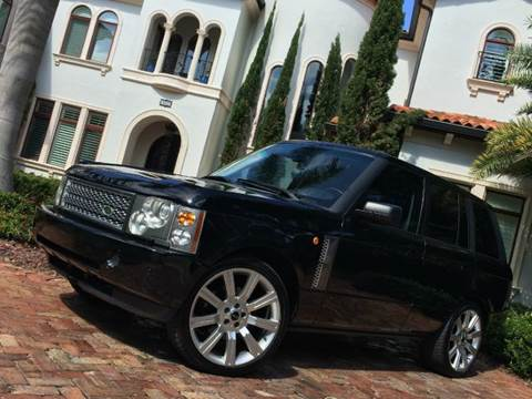 2005 Land Rover Range Rover for sale at Mirabella Motors in Tampa FL