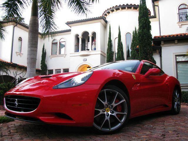 2010 Ferrari California for sale at Mirabella Motors in Tampa FL
