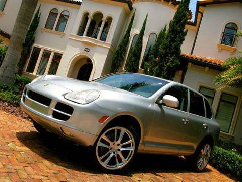 2006 Porsche Cayenne for sale at Mirabella Motors in Tampa FL