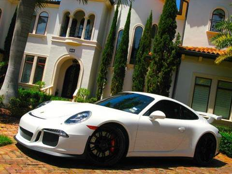 2015 Porsche 911 for sale at Mirabella Motors in Tampa FL