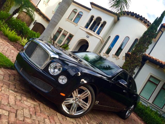 2011 Bentley Mulsanne for sale at Mirabella Motors in Tampa FL