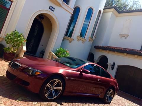 2007 BMW M6 for sale at Mirabella Motors in Tampa FL