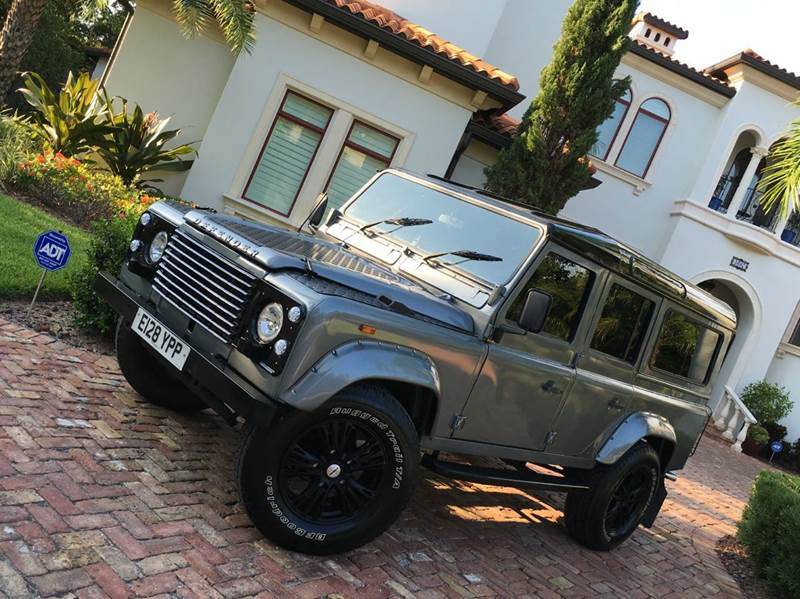 1987 Land Rover Defender for sale at Mirabella Motors in Tampa FL