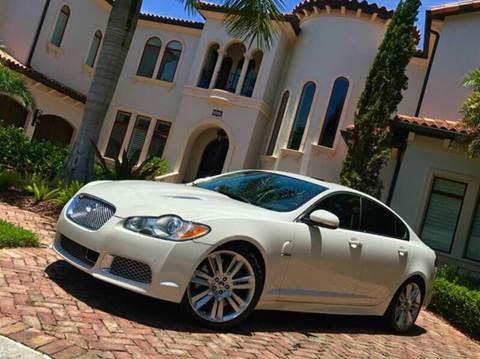 2010 Jaguar XF for sale at Mirabella Motors in Tampa FL