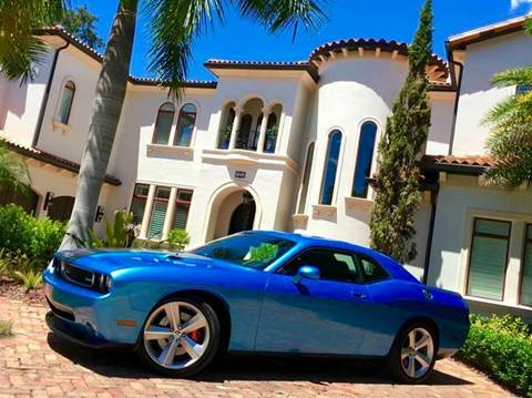 2009 Dodge Challenger for sale at Mirabella Motors in Tampa FL