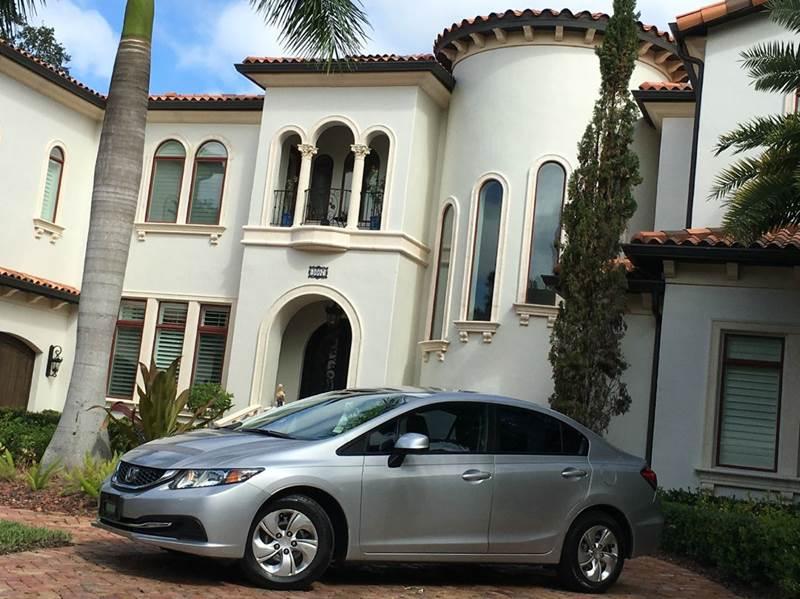 2013 Honda Civic for sale at Mirabella Motors in Tampa FL