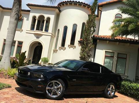 2012 Ford Mustang for sale at Mirabella Motors in Tampa FL
