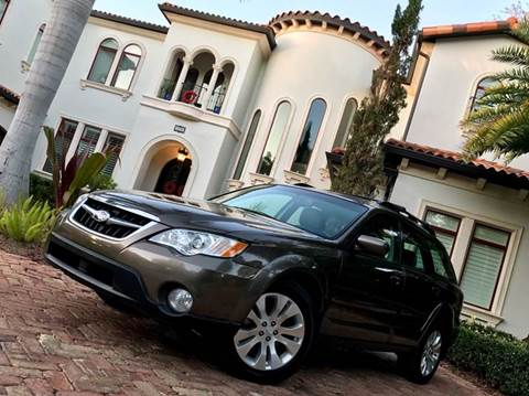 2008 Subaru Outback for sale at Mirabella Motors in Tampa FL