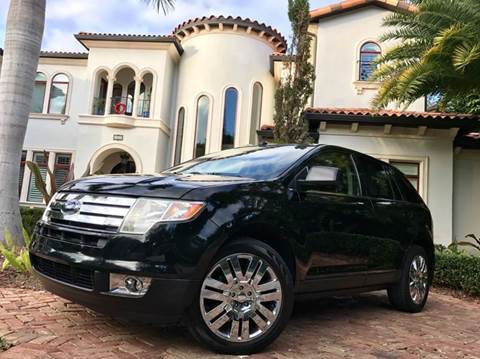 2008 Ford Edge for sale at Mirabella Motors in Tampa FL