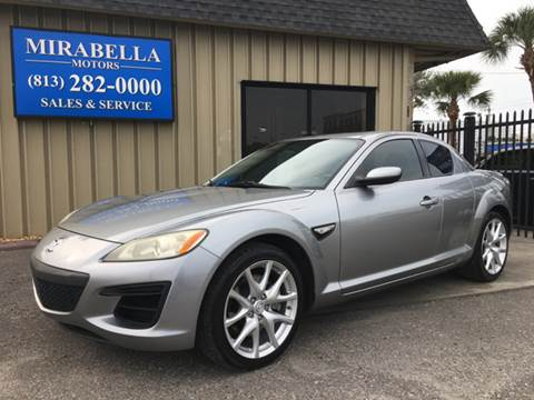 2011 Mazda RX-8 for sale at Mirabella Motors in Tampa FL