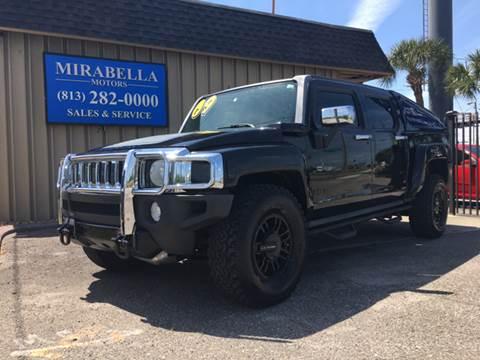 Hummer H3T For Sale >> Hummer H3t For Sale In Tampa Fl Mirabella Motors