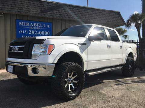 2010 Ford F-150 for sale at Mirabella Motors in Tampa FL