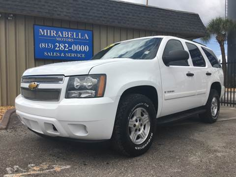 2007 Chevrolet Tahoe for sale at Mirabella Motors in Tampa FL