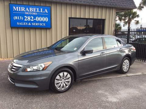 2011 Honda Accord for sale at Mirabella Motors in Tampa FL