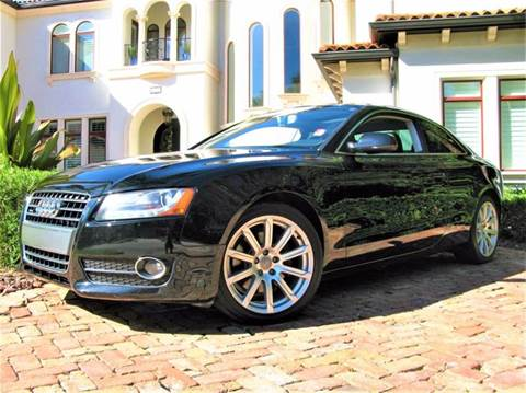2011 Audi A5 for sale at Mirabella Motors in Tampa FL