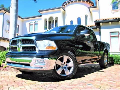 2009 Dodge Ram Pickup 1500 for sale at Mirabella Motors in Tampa FL