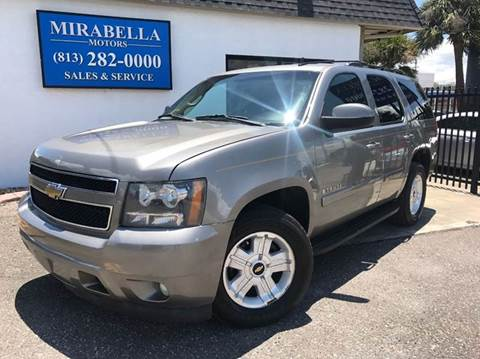 2009 Chevrolet Tahoe for sale at Mirabella Motors in Tampa FL