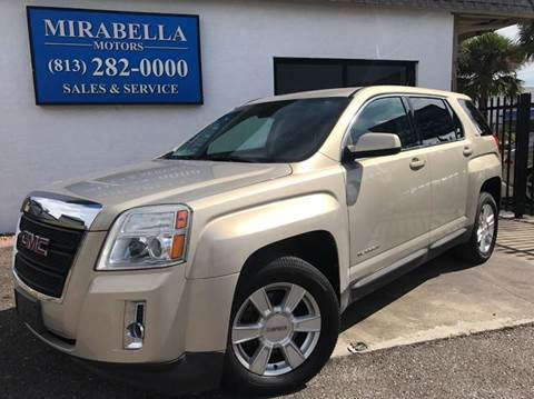 2012 GMC Terrain for sale at Mirabella Motors in Tampa FL