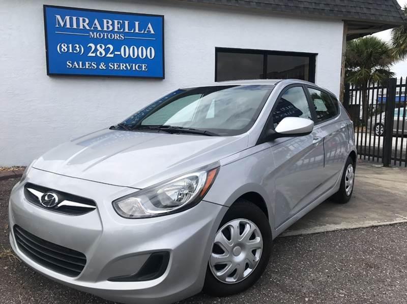 2014 Hyundai Accent for sale at Mirabella Motors in Tampa FL