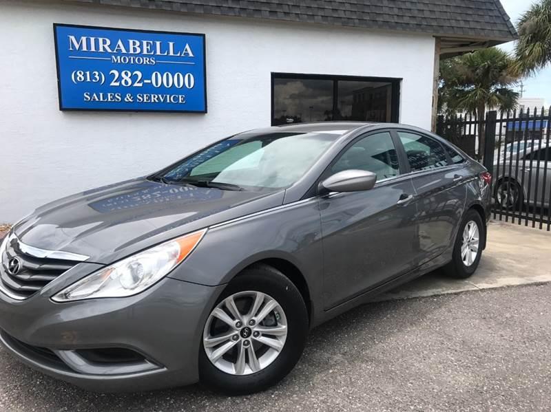 2013 Hyundai Sonata for sale at Mirabella Motors in Tampa FL