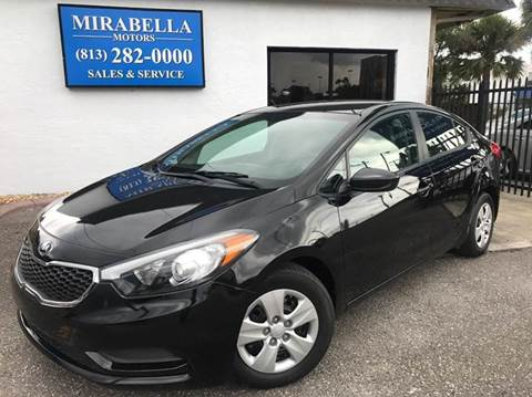 2015 Kia Forte for sale at Mirabella Motors in Tampa FL