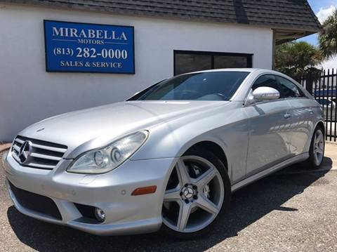 2006 Mercedes-Benz CLS for sale at Mirabella Motors in Tampa FL