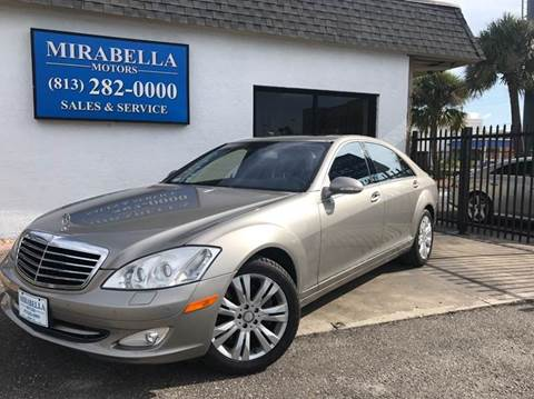 2009 Mercedes-Benz S-Class for sale at Mirabella Motors in Tampa FL